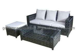 Sectional Rattan Sofa Sets-Outdoor Furniture (GP0007) pictures & photos