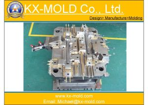 Plastic Injection Mould/Clear Case Part Mold pictures & photos
