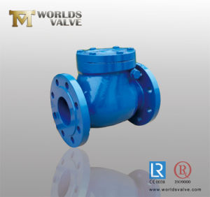 Cast Iron GB Check Valve pictures & photos