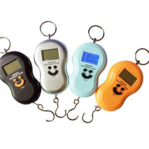 Backlight Portable Luggage Scale (XF-A04) pictures & photos