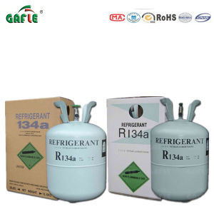Gafle/OEM High Purity R134A Refrigerant for Very Low Temperature Application pictures & photos
