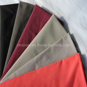 Plain Nylon Cotton Fabric (SL3059) pictures & photos