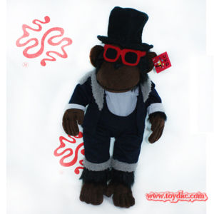 Plush Paris Gift Soft Monkey pictures & photos