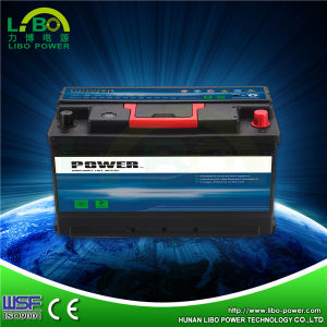 Rechargeable Motorcycle/Auto Sealed Lead Acid Car Batteries 12V55ah-DIN55