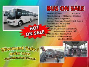 Mini Passenger Bus Slk6750 Euro5 at pictures & photos
