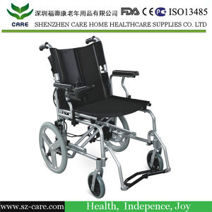 Cheapest Folding Power Electric Wheelchair (CPW17)