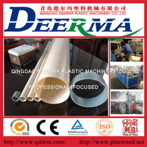 Plastic PVC Water Pipes Extrusion Line Tube Pipe Production Line Tube Pipe Making Machine PVC Tuber Pipe Extruder Machine