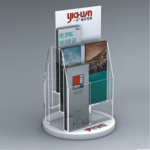 Acrylic Brochure Holder Display Stand pictures & photos