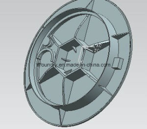 Ggg50 Dia 600mm Ductile Cast Iron Manhole Covers pictures & photos