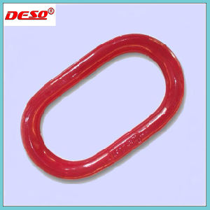 Rigging Hardware Red Color Weldless Alloy Chain Master Link pictures & photos