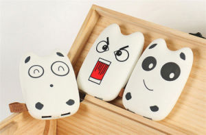 Hot Selling Gadget Cute Cartoon Portable Mobile Power Bank pictures & photos