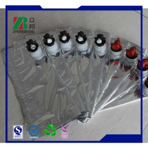 Plastic First-Class Wine Bag/Bag in Box/Bib Bag pictures & photos