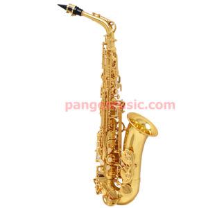 Pango Music High-Grade Eb Alto Saxophone (PMAS-N826) pictures & photos