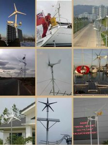 40W Wind Solar LED Lights (SHJ-LD40) pictures & photos