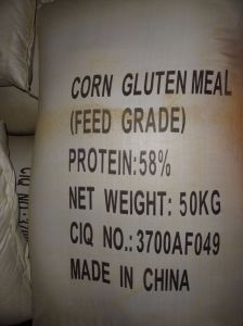 Corn Gluten Meal 60%Min pictures & photos