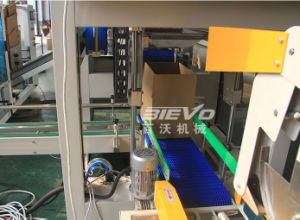 High Quality Full Automatic Carton Casing Machine pictures & photos