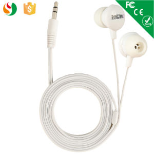 Cheap Custom Soft Silicone in-Ear Stereo Promotionmobile Earphone pictures & photos
