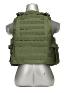 Hunting Army Vest Airsoft Vest Combat Safety Vest pictures & photos