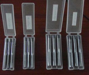 DIN 352 HSS Hand Tap 3PCS Set pictures & photos