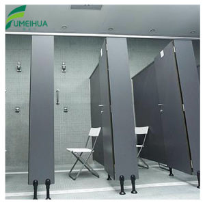 High Density Popular Fireproof Bathroom Shower Panels pictures & photos