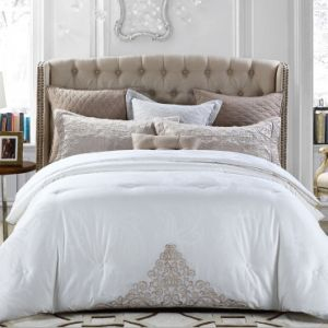 Experienced Export Hotel Textiles Manufacturer China Bedding Set Hotel Bed Set pictures & photos