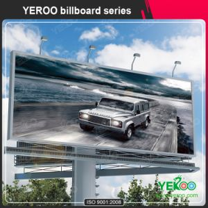 Advertising Billboard/Outdoor Hording Lighting Unipole Structure pictures & photos
