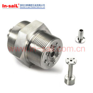 CNC Vmc Chromium Plated Steel Machined Parts pictures & photos