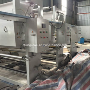 Shaftless Automatic Rotogravure Printing Machine for Plastic Film (Pneumatic Shaft) pictures & photos