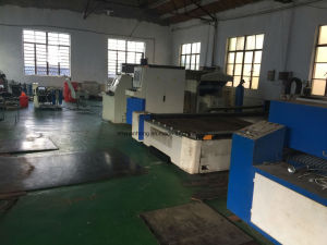 Water Jet Cutting Machine 1.3m*1.3m (YH1313) pictures & photos