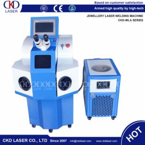 Without Welding Rod IC YAG Laser Sopt Welding Machine pictures & photos