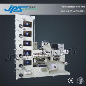 Jps320-6c-B Multifunctional Self-Adhesive Security Label Printing Machine pictures & photos