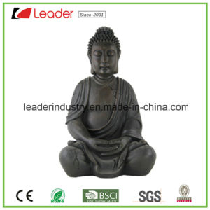 Polyresin Happy Buddha Statue with Laughing for Home and Garden Decoration pictures & photos