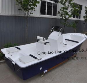 Liya 19FT 25FT Fiberglass Boats Manufacturer Panga Hull Boat Yacht pictures & photos