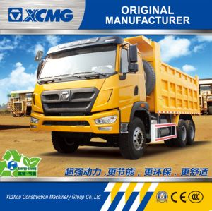 XCMG Official 6X4 336HP Dump/Heavy-Duty Tipper Trucks pictures & photos