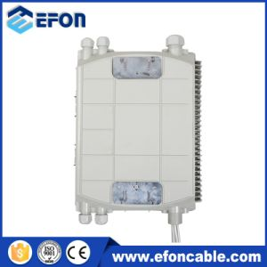 24 Cores Outdoor FTTH Fiber Optic Terminal Box with Good Quality pictures & photos