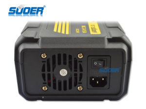 Suoer 24V 15A Automatic Lead Acid Battery Charger with LED Display (MC-2415A) pictures & photos