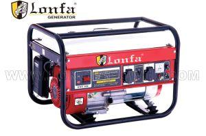 Foord Type 2.8kVA 2.8kw Copper Portable Silent Gasoline Generator pictures & photos