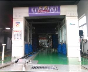 Automatic Tunnel Type Car Cleaning Tools Wash Machine pictures & photos