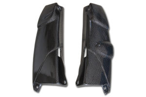 Carbon Fiber Radiator Covers for BMW K1200R pictures & photos