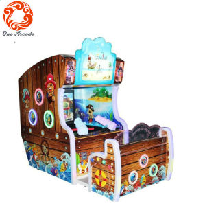 Factory Outlet Coin Operated Iceman Kids Shooting Water Game Machine pictures & photos