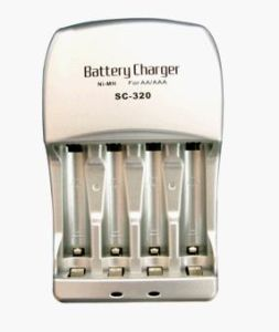 Smart Charger for AA/AAA Ni-MH Rechargeable Batteries (SC-320) pictures & photos