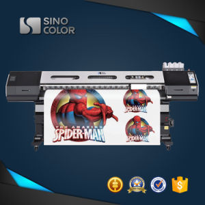 1.8 Meter Sinocolorwj-740 Cheapest Eco Solvent Printer, Sinocolor Eco-Solvent Printer, Eco Solvent Printer, Sublimation Printer with Low Price pictures & photos