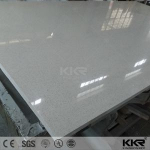 2cm Silestone Quartz Surface with Black Mirror for Countertop pictures & photos