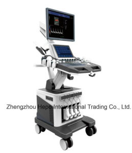 Top Quality Echo Ultrasound Hospital Equipment Color Doppler pictures & photos