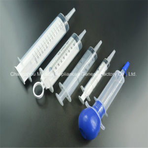 Catheter Tip Syringe 60ml with CE with Cap pictures & photos