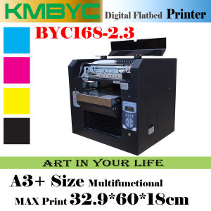 Cheap Byc168-2.3 Flatbed Printer Low Cost UV Phone Case Printer pictures & photos