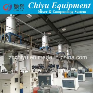 PVC Plastic Automation Feeding System for Pipe Production Line pictures & photos