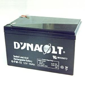Lead Acid Battery (6-FM-10)