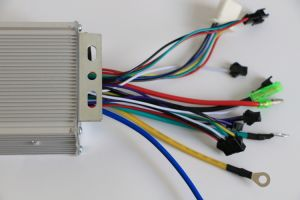 Agile 48V 500W LCD Gearless Hub Motor Kit with Ce pictures & photos