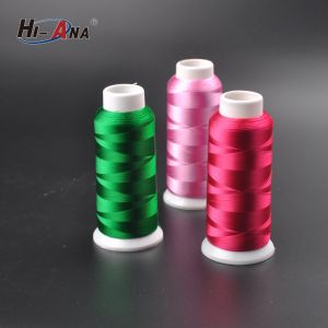 Top Quality Control Hot Sale Cheap Embroidery Thread pictures & photos